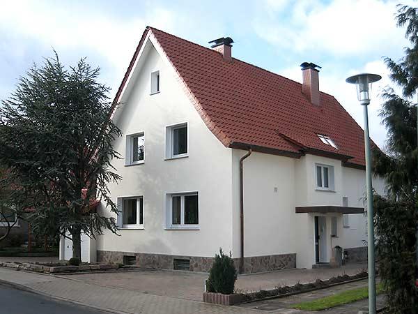 Fassadenrenovierung nachher - Laarmann – Die Malermeister in ...