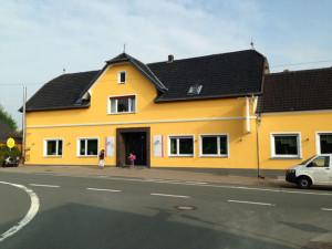Fassade nachher durch Laarmann Bielefeld