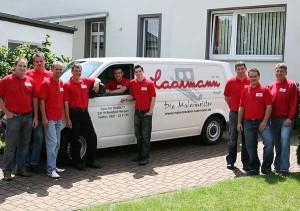 Ihr Team vom Malermeister Laarmann