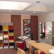 Maler- und Lackierarbeiten - Präsentationsraum nachher Bielefeld