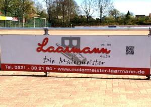Unterstützung des SV Heepen für Kunstrasenplatz